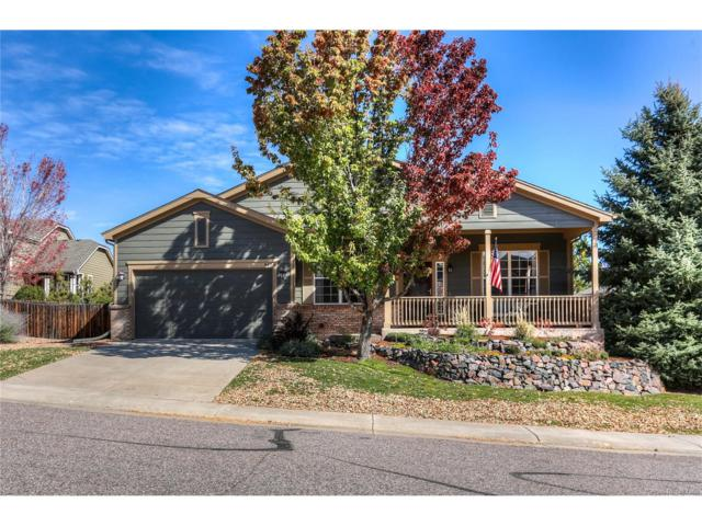 8208 Cottongrass Court, Castle Pines, CO 80108 (#6264371) :: The Thayer Group