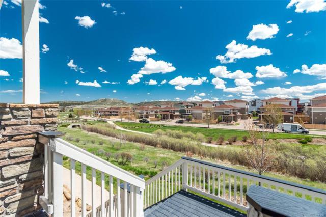 4308 Fell Mist Way, Castle Rock, CO 80109 (MLS #6264404) :: 8z Real Estate