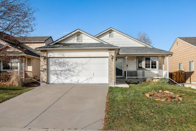 11199 W Belmont Avenue, Littleton, CO 80127 (#6264433) :: The Peak Properties Group