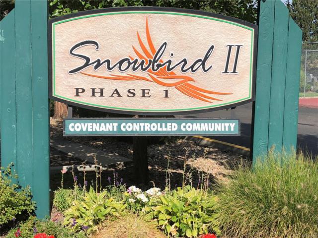 3345 S Ammons Street 5-202, Lakewood, CO 80227 (#6264891) :: Wisdom Real Estate
