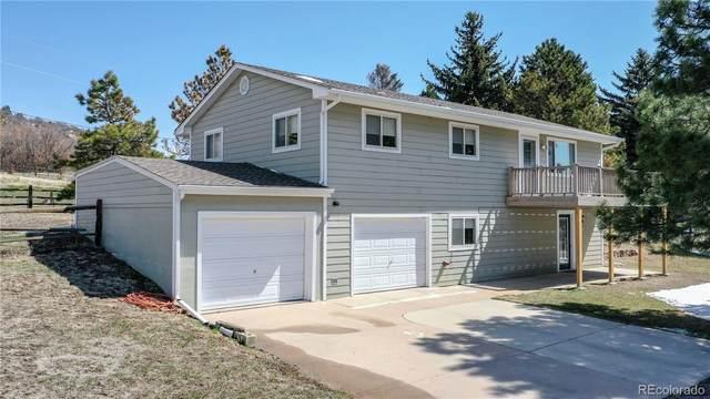 3981 Home Street, Castle Rock, CO 80108 (#6265201) :: Venterra Real Estate LLC