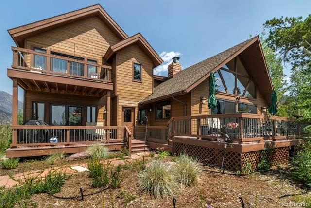 1495 W Portal Road, Grand Lake, CO 80447 (#6265628) :: The Colorado Foothills Team | Berkshire Hathaway Elevated Living Real Estate