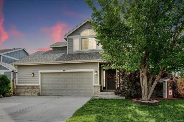 493 Frontier Lane, Johnstown, CO 80534 (#6265707) :: The Heyl Group at Keller Williams