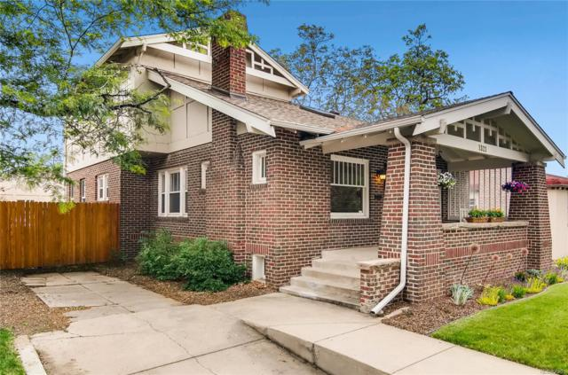 1321 S Franklin Street, Denver, CO 80210 (#6265996) :: Bring Home Denver with Keller Williams Downtown Realty LLC