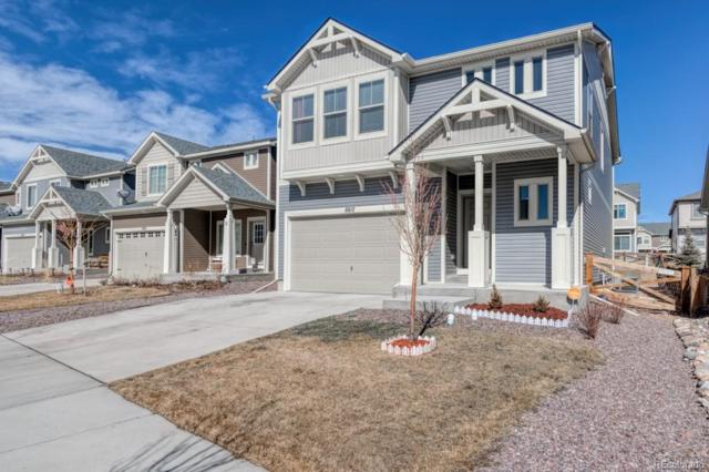 6812 Mineral Belt Drive, Colorado Springs, CO 80927 (MLS #6265999) :: Kittle Real Estate