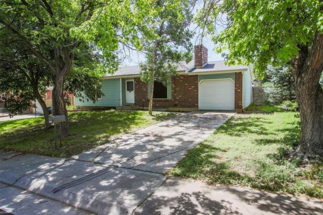17754 E Arizona Place, Aurora, CO 80017 (MLS #6266315) :: 8z Real Estate
