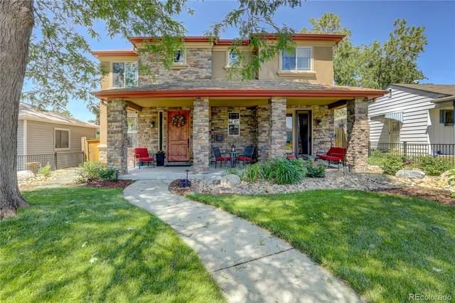 1575 S Jackson Street, Denver, CO 80210 (MLS #6266339) :: Clare Day with Keller Williams Advantage Realty LLC