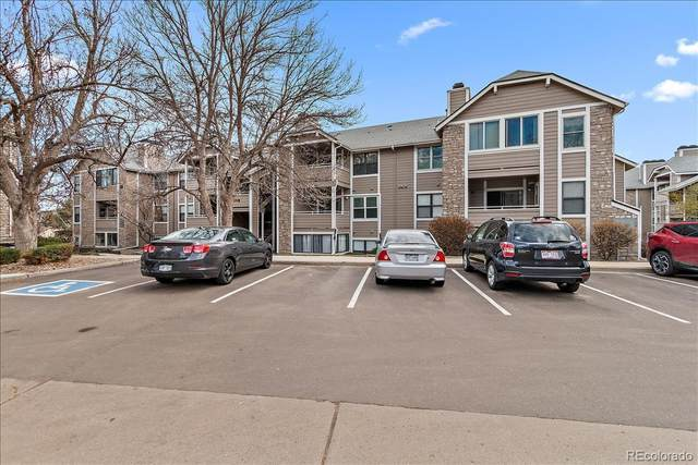 8376 S Upham Way S B106, Littleton, CO 80128 (#6266727) :: RazrGroup