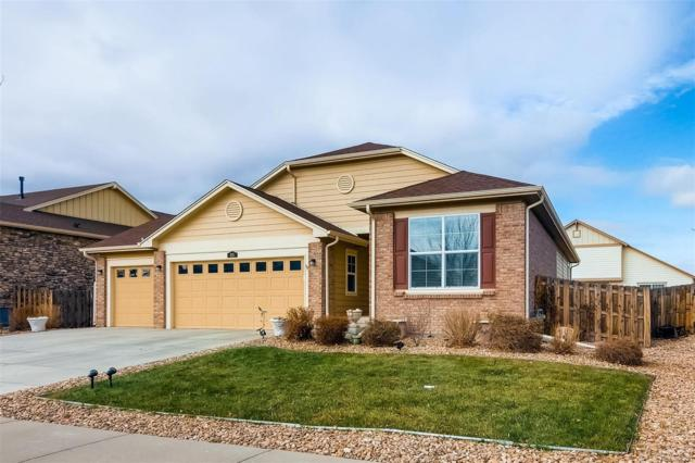 85 N New Castle Court, Aurora, CO 80018 (#6266735) :: The DeGrood Team