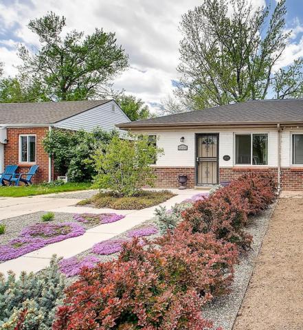 1293 Krameria Street, Denver, CO 80220 (#6266816) :: The Pete Cook Home Group