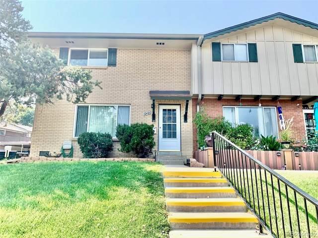 12421 W Alameda Drive, Lakewood, CO 80228 (MLS #6266830) :: Stephanie Kolesar