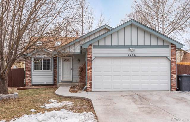 2232 E 18th Street, Loveland, CO 80538 (MLS #6267225) :: Keller Williams Realty