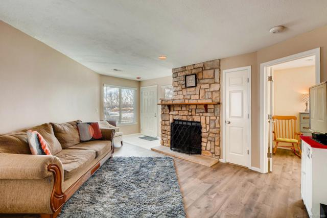 5580 W 80th Place #28, Arvada, CO 80003 (#6267610) :: The Heyl Group at Keller Williams
