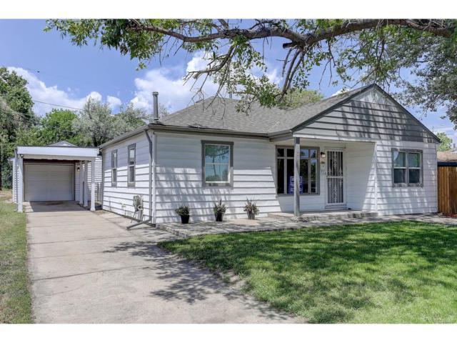 4761 N Vallejo Street, Denver, CO 80211 (MLS #6267729) :: 8z Real Estate