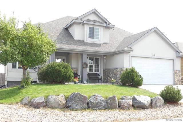 712 Traildust Drive, Milliken, CO 80543 (MLS #6268430) :: 8z Real Estate