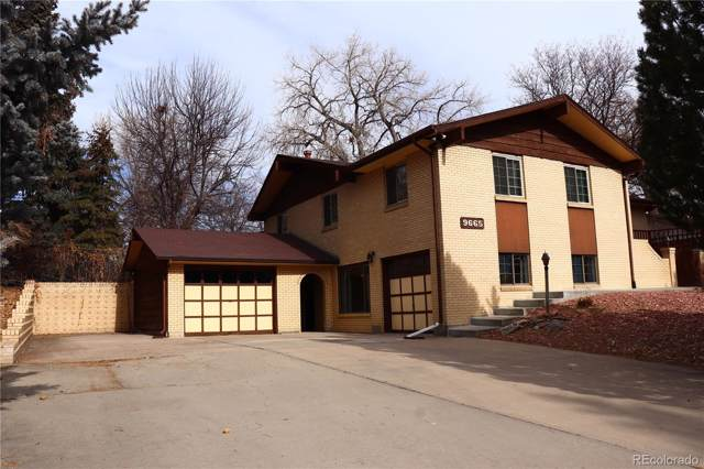 9665 W 73rd Place, Arvada, CO 80005 (#6268772) :: The Peak Properties Group
