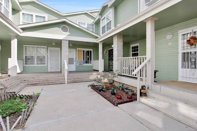 3030 W Kentucky Avenue #12, Denver, CO 80219 (#6268996) :: HomePopper