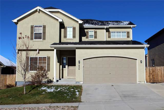 7826 Morning Dew Road, Colorado Springs, CO 80908 (MLS #6269303) :: 8z Real Estate