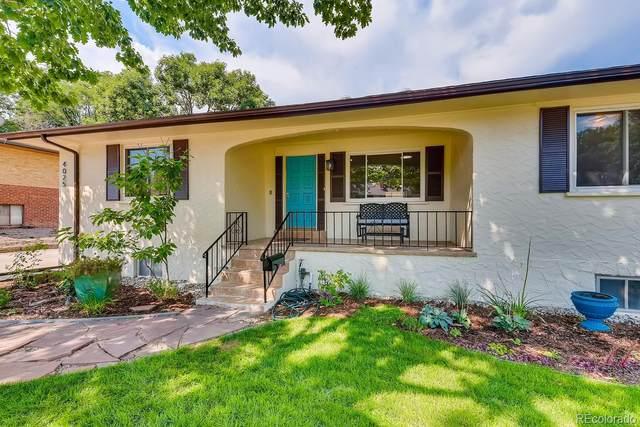 4025 Cody Street, Wheat Ridge, CO 80033 (MLS #6269547) :: 8z Real Estate