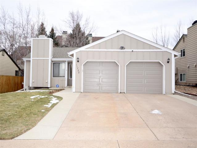 11722 W Hornsilver Mountain, Littleton, CO 80127 (#6269676) :: The City and Mountains Group