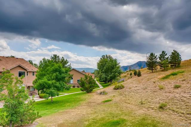 1661 S Deframe Street, Lakewood, CO 80228 (#6270074) :: Compass Colorado Realty
