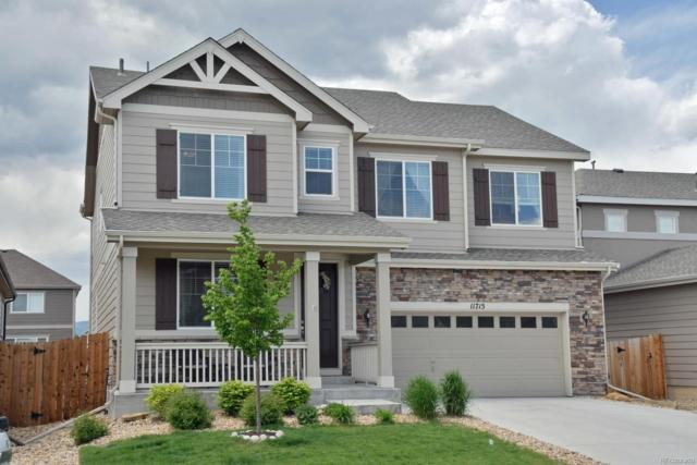11715 W 81st Avenue, Arvada, CO 80005 (#6270299) :: The Healey Group