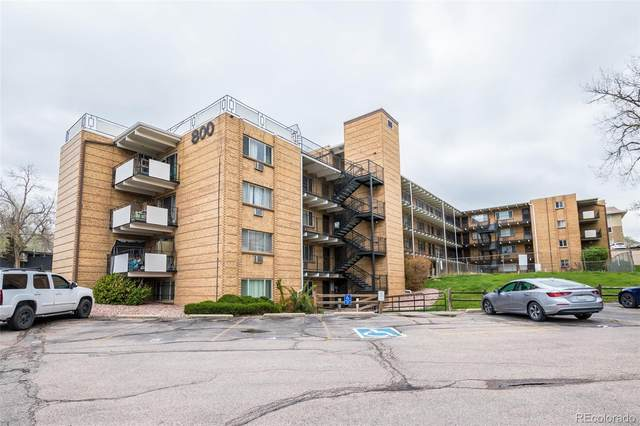 800 W Belleview Avenue #510, Englewood, CO 80110 (#6270363) :: Bring Home Denver with Keller Williams Downtown Realty LLC