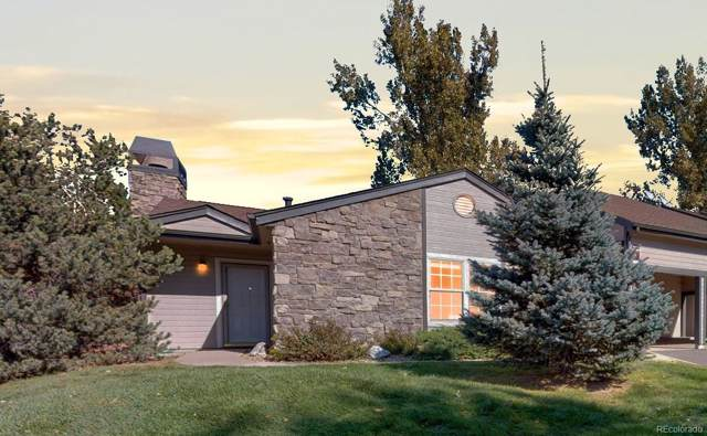 9293 E Arbor Circle D, Englewood, CO 80111 (#6270963) :: The DeGrood Team
