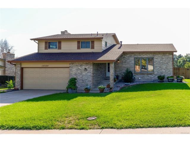 13524 Virgo Drive, Littleton, CO 80124 (MLS #6271295) :: 8z Real Estate