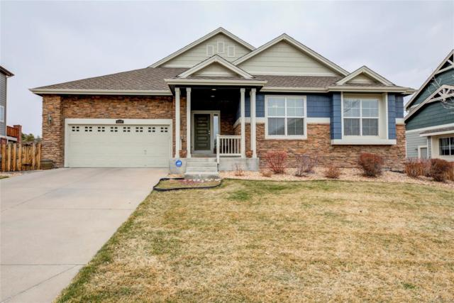 6329 S Old Hammer Way, Aurora, CO 80016 (#6271323) :: The Heyl Group at Keller Williams