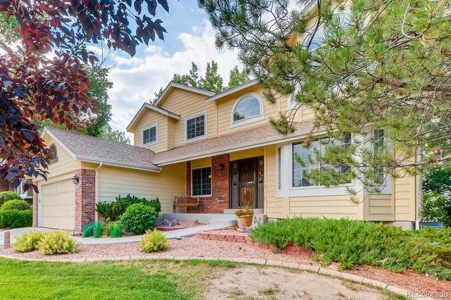 1405 Goldsmith Drive, Highlands Ranch, CO 80126 (MLS #6271508) :: 8z Real Estate