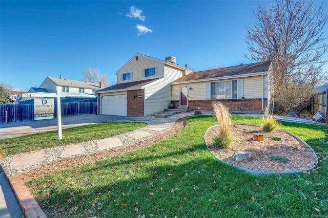 4224 E 114th Way, Thornton, CO 80233 (#6272475) :: The Heyl Group at Keller Williams