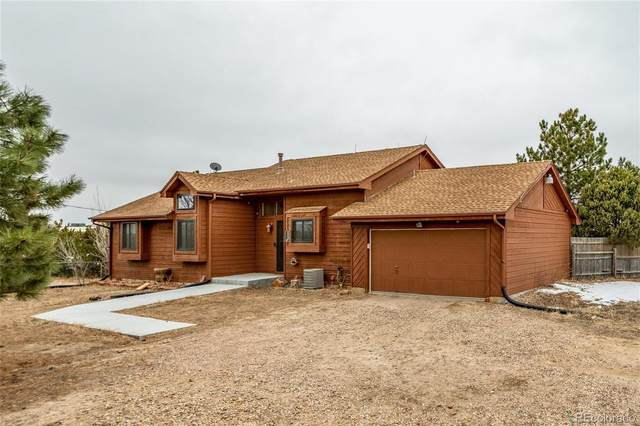 8300 Leesburg Court, Elizabeth, CO 80107 (#6272528) :: The Griffith Home Team