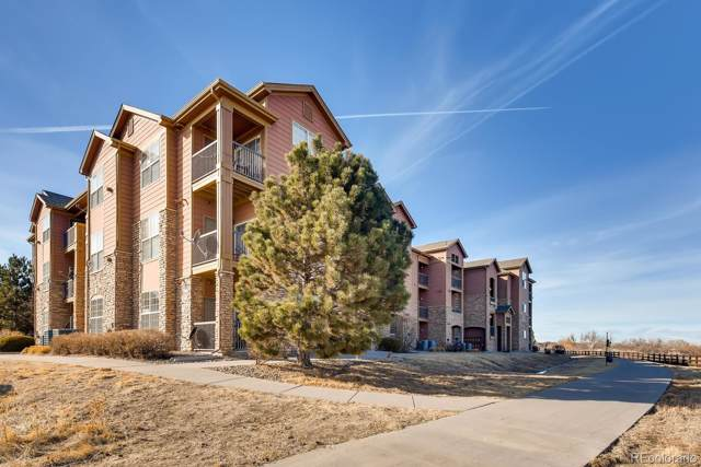17555 Nature Walk Trail #108, Parker, CO 80134 (#6272646) :: Berkshire Hathaway Elevated Living Real Estate