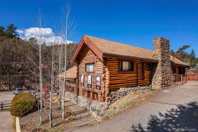 5490 Parmalee Gulch Road, Indian Hills, CO 80454 (#6272727) :: Berkshire Hathaway Elevated Living Real Estate