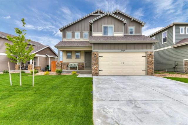 1095 Johnson Street, Wiggins, CO 80654 (#6272737) :: James Crocker Team