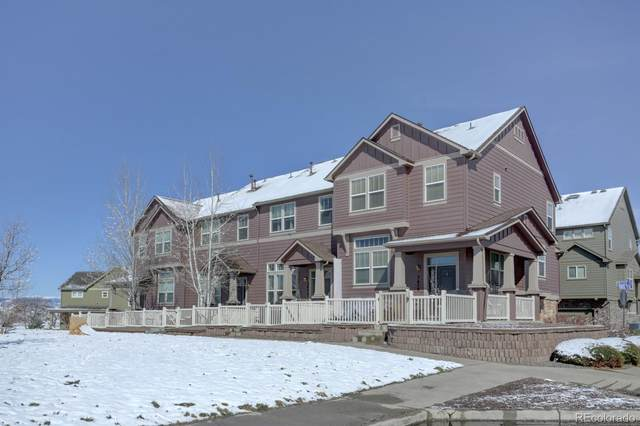 3633 Pecos Trail, Castle Rock, CO 80109 (#6273135) :: Bring Home Denver with Keller Williams Downtown Realty LLC