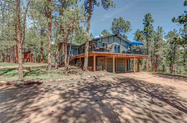 102 Victoria Road, Pine, CO 80470 (#6273229) :: The DeGrood Team