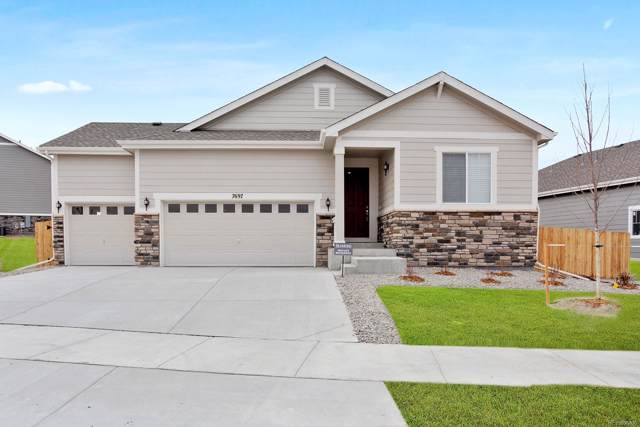 7697 S Patsburg Way, Aurora, CO 80016 (#6273937) :: The Healey Group