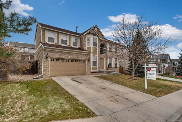5475 S Tibet Street, Aurora, CO 80015 (#6274008) :: The Dixon Group