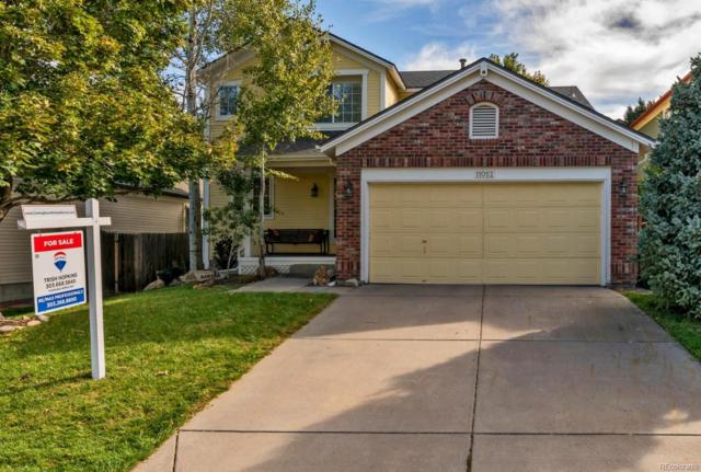 11052 Cannonade Drive, Parker, CO 80138 (#6274085) :: The Galo Garrido Group