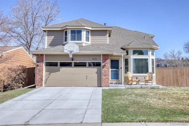 9634 Cordova Drive, Highlands Ranch, CO 80130 (MLS #6274888) :: The Sam Biller Home Team