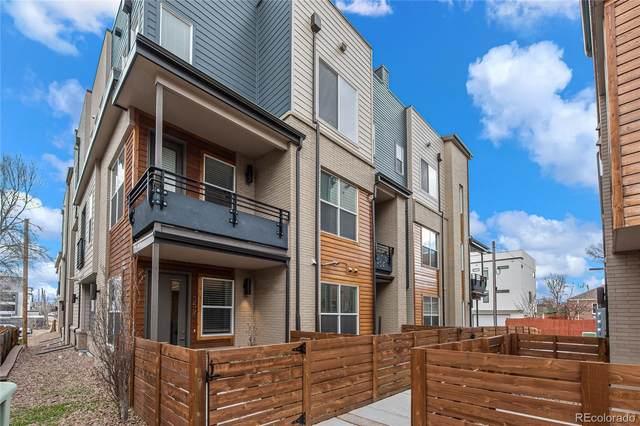 3523 W 16th Avenue, Denver, CO 80204 (#6276329) :: West + Main Homes