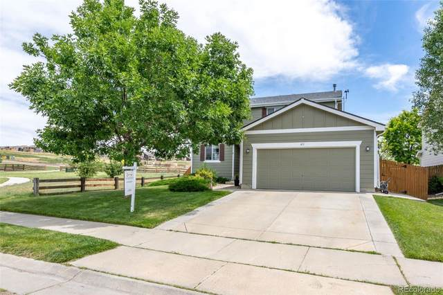 411 Bonanza Drive, Erie, CO 80516 (#6277047) :: West + Main Homes