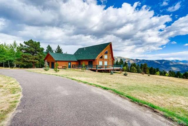 625 Old Glory Road, Idaho Springs, CO 80452 (#6277140) :: 5281 Exclusive Homes Realty