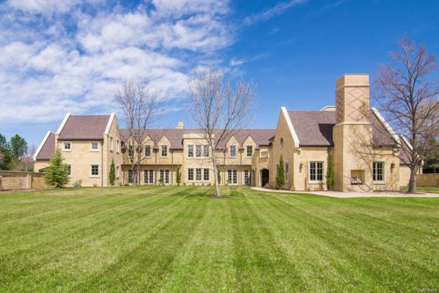 1 Tenaya Lane, Cherry Hills Village, CO 80113 (#6277195) :: The Peak Properties Group