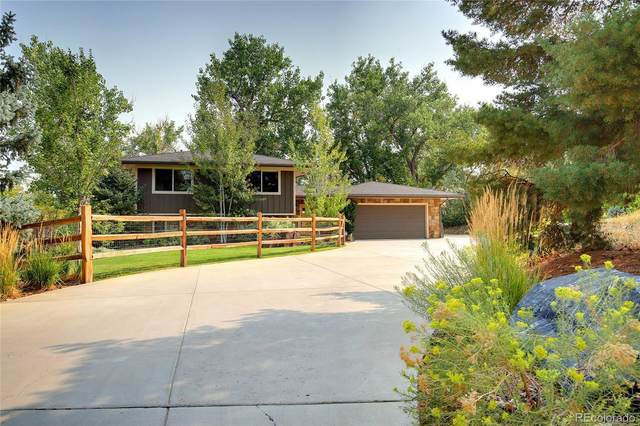 7408 W Lakeside Drive, Littleton, CO 80125 (#6277376) :: Venterra Real Estate LLC