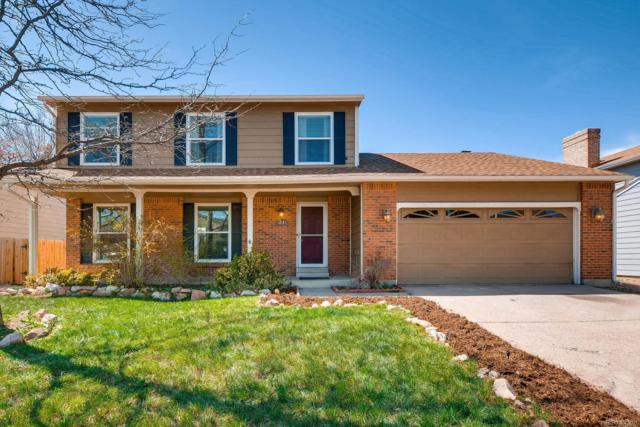 1231 S Kittredge Street, Aurora, CO 80017 (#6277542) :: The Pete Cook Home Group