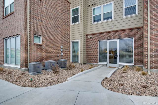 15354 W 64th Lane #108, Arvada, CO 80007 (MLS #6277640) :: 8z Real Estate