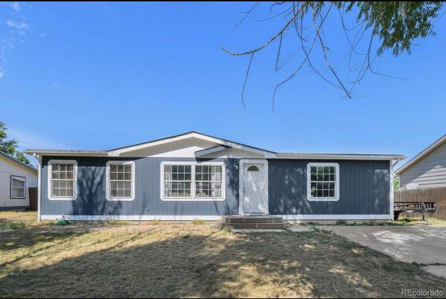 311 Becky Street, Wiggins, CO 80654 (#6277742) :: Finch & Gable Real Estate Co.